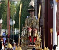 شاهد  مراسم تتويج «أسطورية» لملك تايلاند الجديد