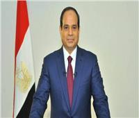 الرئيس السيسي يهنئ المصريين بالخارج بحلول شهر رمضان المبارك