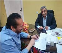 علي الحجار يهدي الإذاعة المصرية أدعية «الملك لك»