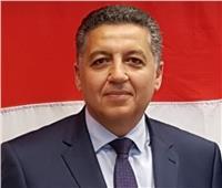السفير المصري بالنمسا يهنئ الجالية المصرية بشهر رمضان المبارك