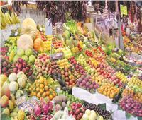 ننشر أسعار الفاكهة في سوق العبور ثاني أيام شهر رمضان