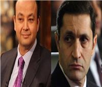 شاهد| رد غريب من عمرو أديب عن خلافه مع علاء مبارك
