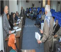 محافظ الإسكندرية يعقد اللقاء الجماهيري للمواطنين ويوجه بحلول لشكواهم