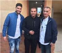 شاهد| صديق الهضبة ببورسعيد ينشر صورة وفيديو من كواليس إعلان رمضان