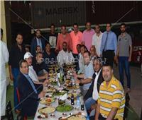 صور| الإفطار المصري على مائدة الجالية المصرية في الكويت