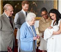 القصر الملكي يكشف إسم مولود الأمير هاري وميجان ماركل