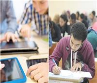 لطلاب الصف الأول الثانوي.. ماذا يحدث في حالة فصل التابلت أثناء الامتحان