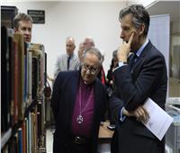 الكنيسة الأسقفية تفتح أرشيف رقمي بالتعاون مع جامعة ليستر