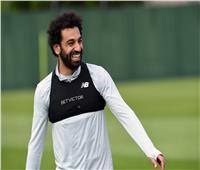 محمد صلاح يشارك في تدريبات ليفربول