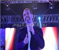فيديو وصور| أول حفل لـ«وائل جسار» بعد مقلب «رامز في الشلال»