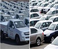 جمارك السيارات تفرج عن 357 سيارة بقيمة 81 مليون جنيه