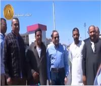 أحمد موسى: زيارة الرئيس لـ «النخيل» تمت دون شعور أهل المنطقة.. فيديو