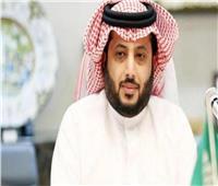 تعليق ناري من تركي آل الشيخ على حكم مباراة الأهلي وسموحة