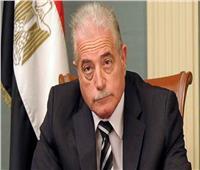 محافظ جنوب سيناء يتفقد سير لجان امتحانات الشهادة الإعدادية بالطور