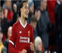 تتويج «فان ديك» أحسن لاعب في الدوري الأنجليزي