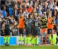 فيديو| لاعبي مانشستر سيتي يحتفلون بلقب الدوري