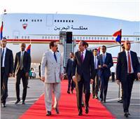 بسام راضي: السيسي وملك البحرين بحثا سبل تعزيز العمل العربي المشترك