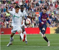 فيديو  برشلونة يداوي جراحه الأوروبية بفوز معنوي على خيتافي