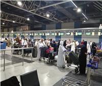 طوارئ بالصالة الموسمية في مطار القاهرة لسفر المعتمرين