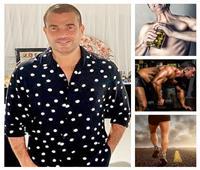 على طريقة عمرو دياب.. 4 تمارين رياضية لشباب دائم بعد الأربعين