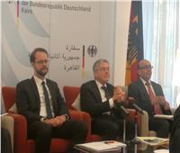 السفير الألماني بالقاهرة: موقفنا من القضية الفلسطينية لم يتغير