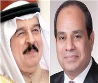 ملك البحرين يغادر القاهرة بعد لقاء الرئيس السيسي