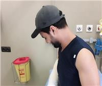 تفاصيل إصابة أحمد جمال في ذراعه