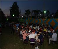 جامعة أسيوط تقيم حفل إفطار جماعي للطلاب