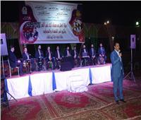 جامعة أسيوط تحتفل بالعاشر من رمضان على ابتهالات فرقة أبو شعر السورية