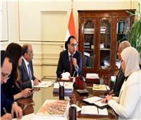 رئيس الوزراء يستعرض الخطط المقترحة لتطوير «السويس»