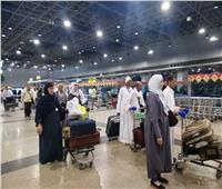 مطار القاهرة يستقبل 9 رحلات من جدة والمدينة المنورة لعودة المعتمرين