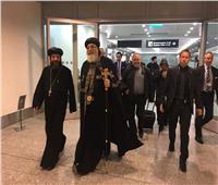 استكمالا لرحلته الرعوية.. البابا تواضروس يغادر سويسرا عائدا إلى ألمانيا