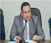 محافظ الإسكندرية يتفقد أعمال تطوير الاستاد استعدادا لاستضافة كأس الأمم الإفريقية