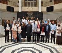 صور| جامعة حلوان تحقق تقدما ملحوظا في تصنيف سيماجو الدولي للجامعات