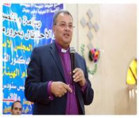 نشاط مكثف لرئيس الطائفة الإنجيلية بالمنيا