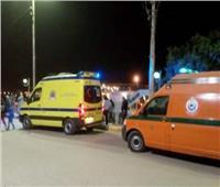 إصابة 5 أشخاص في حادث تصادم بوادي النطرون