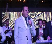 صور| محمود الليثي يُشعل حفل خيمة «ليالي الخديوي»