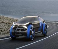 صور وفيديو| سيارة «سيتروين الفرنسية» الكهربائية الخيالية