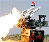 الإعلام السوري: التصدي لمقذوفات أطلقت من الأراضي المحتلة