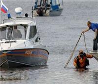 الحماية المدنية بالجيزة تنقذ مركبا نهريا من الغرق