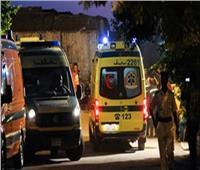 إصابة 8 أشخاص في حادث أتوبيس على طريق «مطروح – إسكندرية»