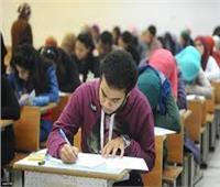 650 ألف طالب يبدأون امتحانات الصف الأول الثانوي.. اليوم