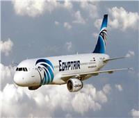 «مصر للطيران» تسير 15 رحلة لنقل 3 آلاف و 500 معتمر