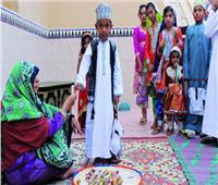 بـ«القرنقشوه».. العمانيون يحتفلون بانتصاف الشهر الكريم