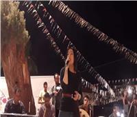 صور| «الموسيقى العربية» تُحيي الليالي الرمضانية بجنوب سيناء