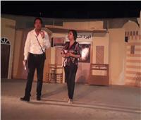 صور| «السامر» مسرحية تدعو للحب والسلام بالسيدة زينب