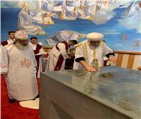 «ينابيع الارتواء».. عظة البابا تواضروس  بكنيسة أونا الألمانية