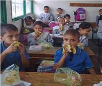 تعرف على أكبر مشروع تغذية مدرسية لطلاب مصر
