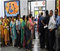 انتهاء التصويت في الانتخابات التشريعية الهندية