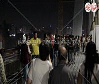 فيديو| رواد محور روض الفرج: مشروع عظيم ينهي زحام القاهرة